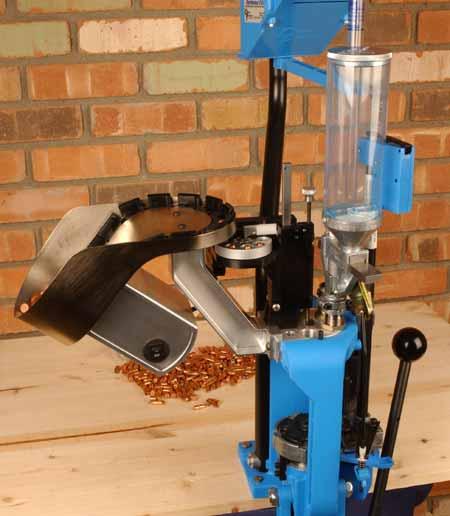 New Bullet Feeder For 650! - Dillon Precision Reloading Equipment